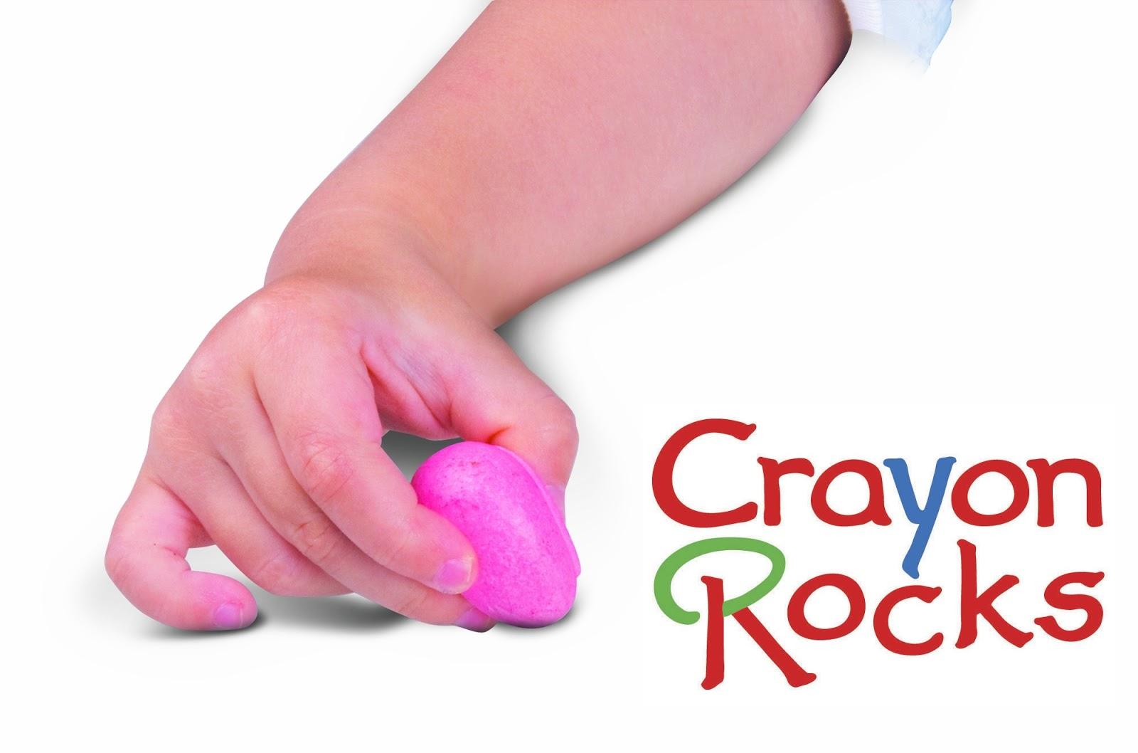 рисовать с чудо-мелками Сrayon Rocks 1