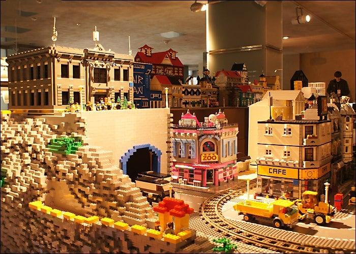 Купить LEGO в США