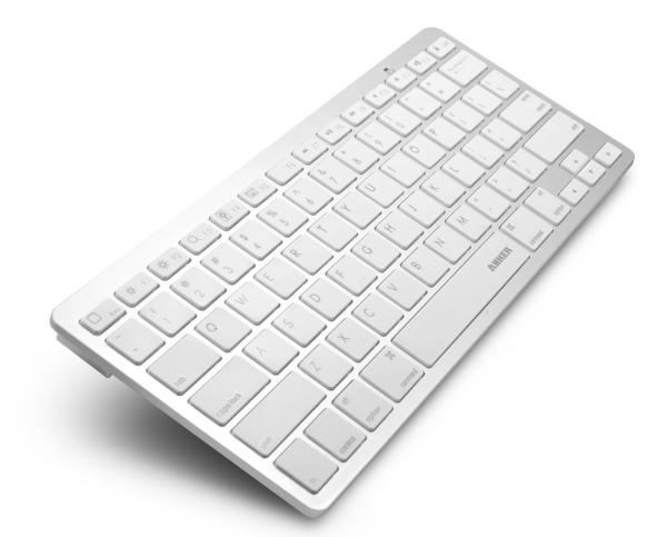 Anker Bluetooth Ultra-Slim Keyboard