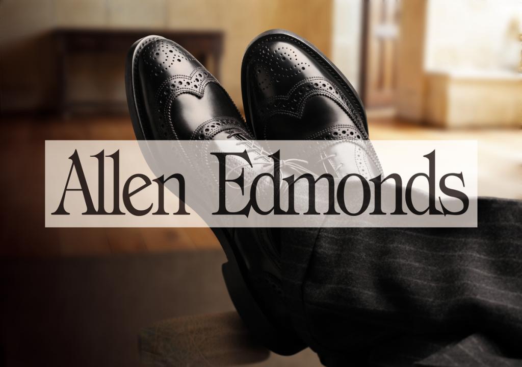 Обувь Allen Edmonds