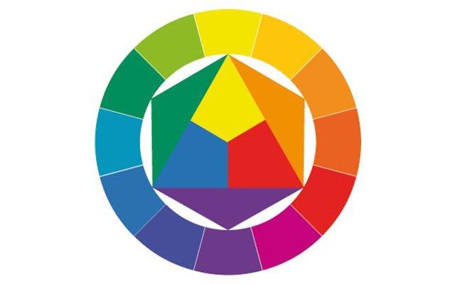 цветовой круг 1