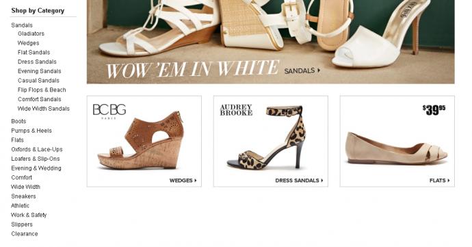 Designer Shoe Warehouse 1