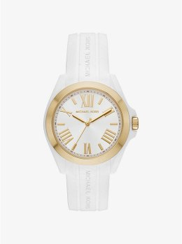 Bradshaw Gold-Tone and Silicone Watch