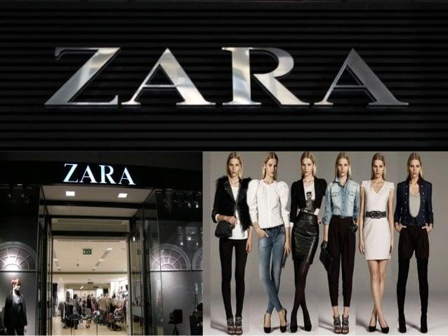 Zara brand logo