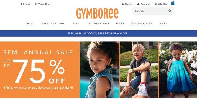 Новинки Джимбори (Gymboree) купить в интернет-магазине с доставкой ... 98e98bedd94