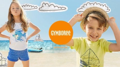 7cbadb0ac Сегодня Gymboree — один из крупнейших ритейлеров детской одежды в США. На  данный момент его продукцию можно купить более чем в тысяче реальных  магазинах и в ...