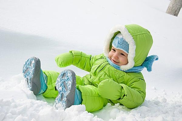 Верхняя одежда для малышей 1