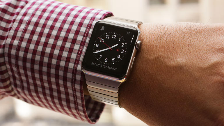 Apple Watсh в США